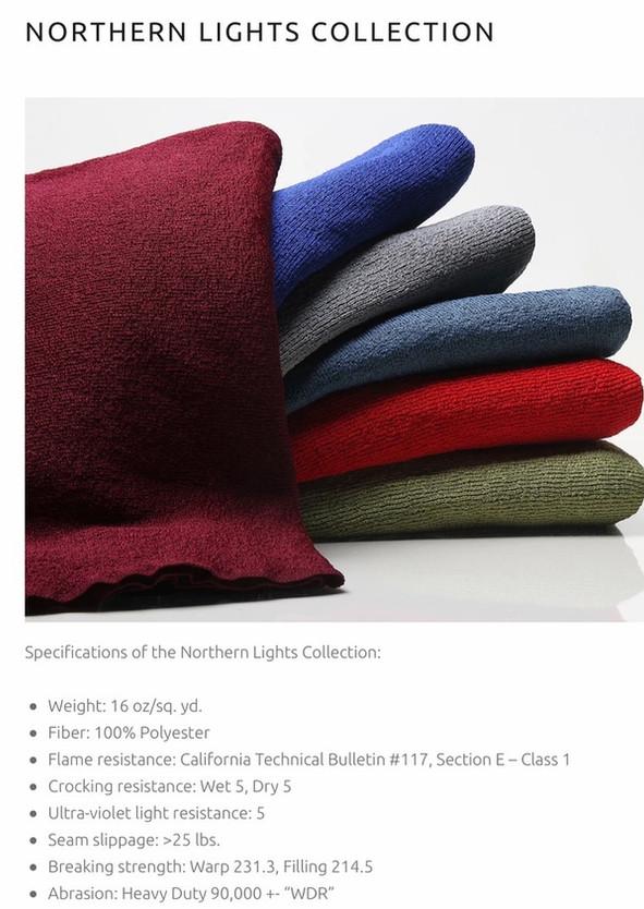 Custom Upholstery Options