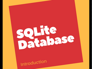 Introduction to SQLite Database