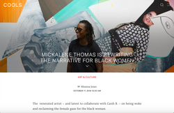 Mickalene Thomas | COOLS
