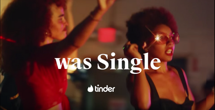 Tinder, Single, not Sorry