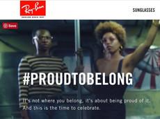 Ray Ban - Proud to Belong Holiday