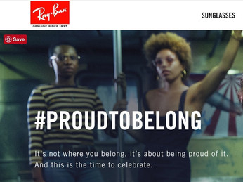Ray Ban - Proud to Belong Holiday
