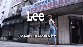 Lee Jeans x Jamel Shabazz
