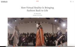 Fashion VR | COOLS