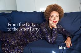 Bird Brooklyn - Holiday Campaign