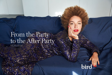 Bird Brooklyn - Holiday Campaign