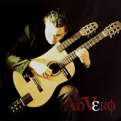 AdVero- Guitarpa & Guitarsis (CD)