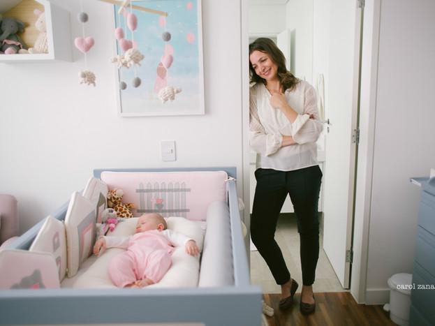 Primeiro aninho da Cissa · acompanhamento de bebê