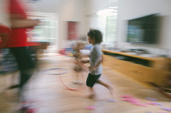festa infantil em casa