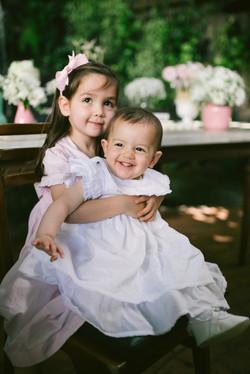 batizado irmãs