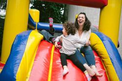 festa infantil em casa pula pula