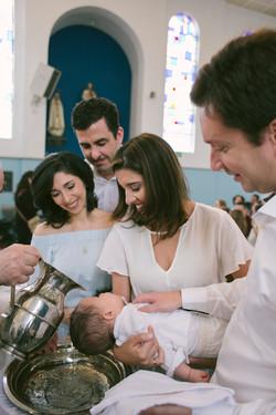 batizado de bebê