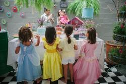 festa infantil no galpão fotografia
