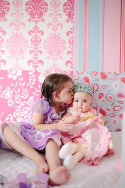 ensaio de familia em casa fotografia espontanea
