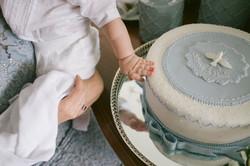 batizado em casa