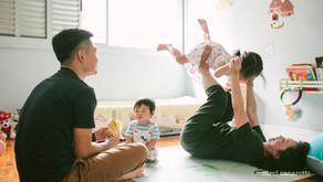 Família Ternurinha · ensaio de família
