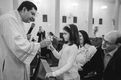 vela de batizado