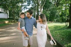 ensaio de familia no parque ibirapuera