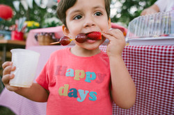 festa infantil no parque