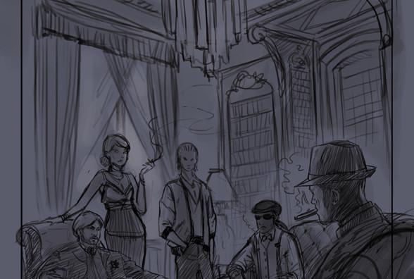 Illustration : Les rois de New York