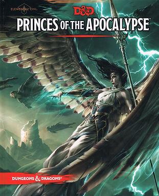 Les princes de l'apocalypse