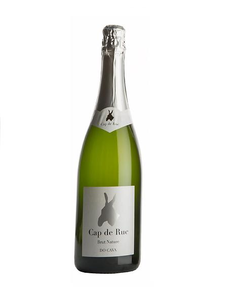 Cap de Ruc - Cava Brut Nature.Chardonnay 55%, Xarel·lo 35%, Macabeo 10%.DO CAVA