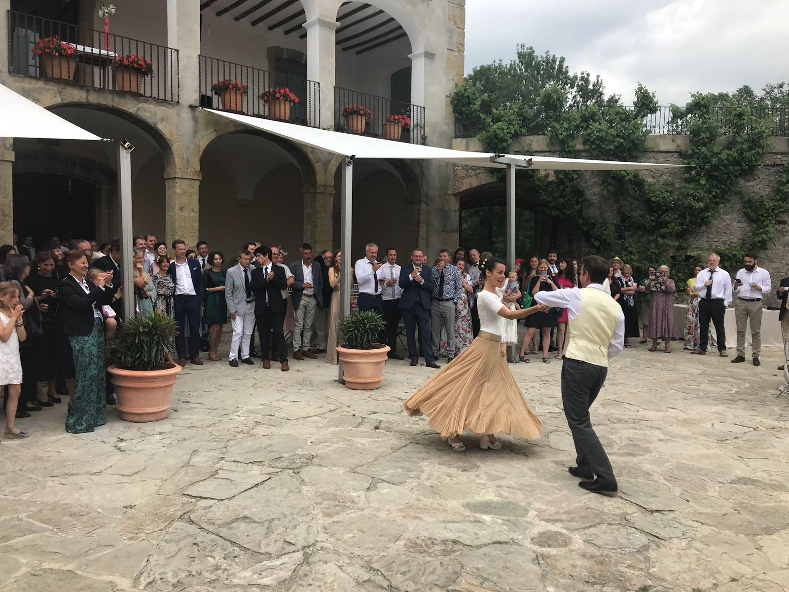 Baile en El Cavaller