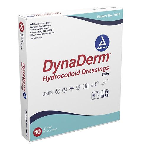 Derm Hydrocolloid Dressings