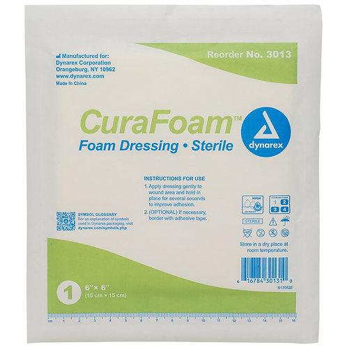 CuraFoam Foam Dressing