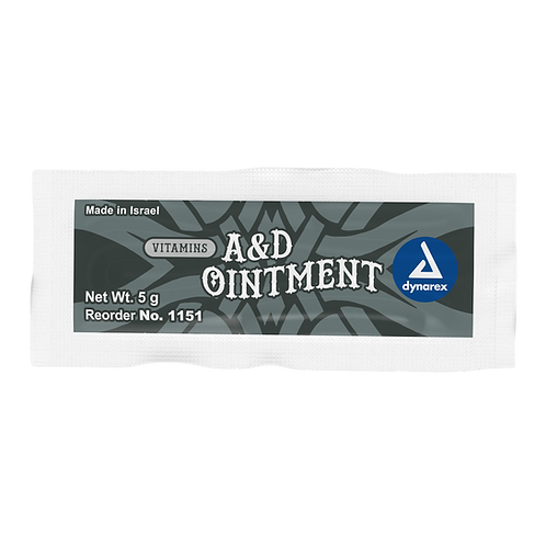 Vitamins A & D Ointment without Lanolin