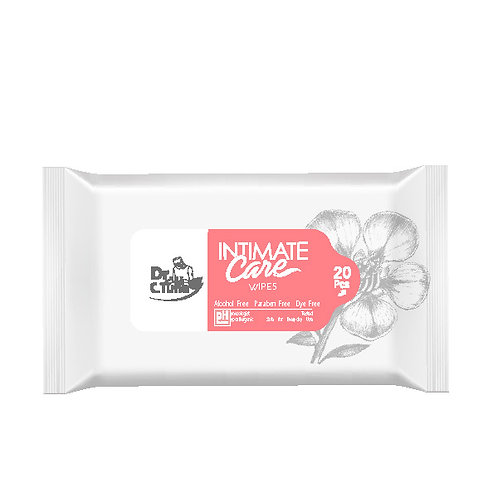 INTIMATE CARE WIPES