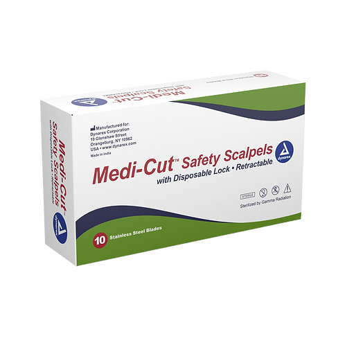Medicut Safety Scalpels