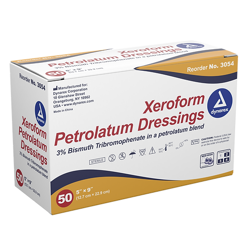 Xeroform Gauze Dressings