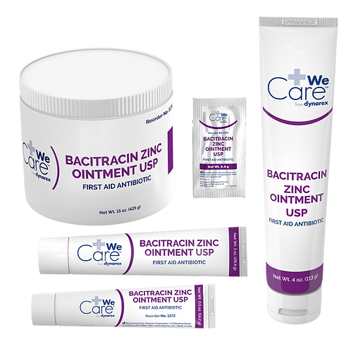 Bacitracin Zinc Ointments