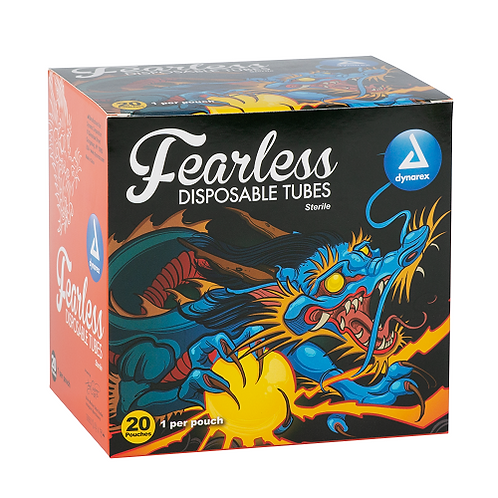 Fearless Tattoo Disposable Tubes - Diamond, 25mm