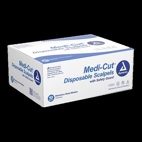 Medicut Scalpels Disposable