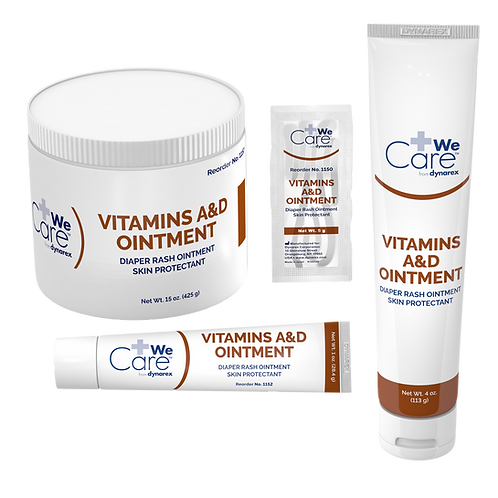 Vitamins A&D Ointments