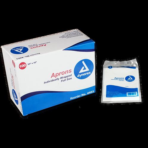 Polyethylene Aprons