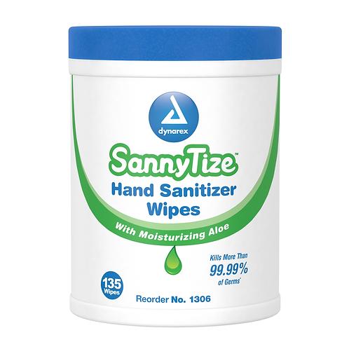 Sannytize Hand Sanitizer Wipes