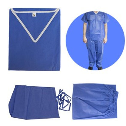 Disposable Scrubs