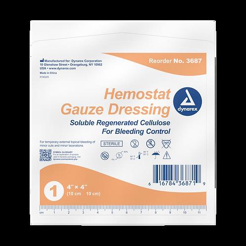 Hemostat Gauze Dressings