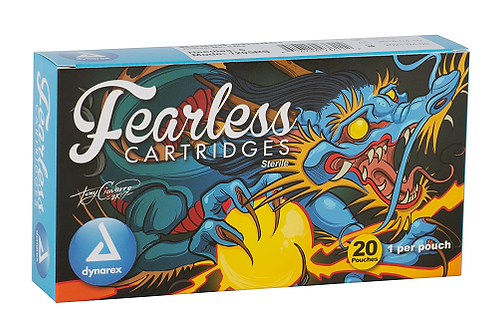 Fearless Tattoo Cartridges - Bugpin Round Liner