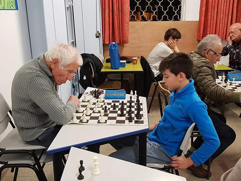 קורס שחמט