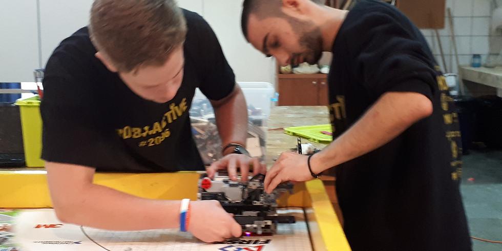 תחרות רובוטיקה