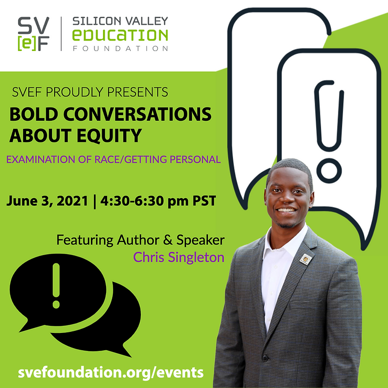 Bold Conversations About Equity #5