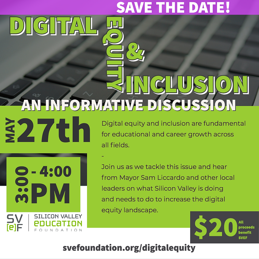Digital Equity & Inclusion