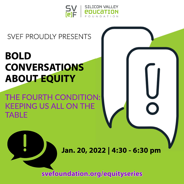 Bold Conversations About Equity #8