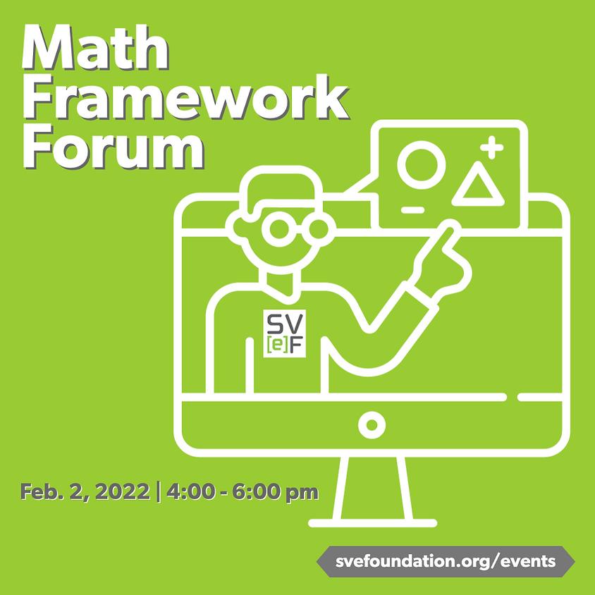 Math Framework Forum