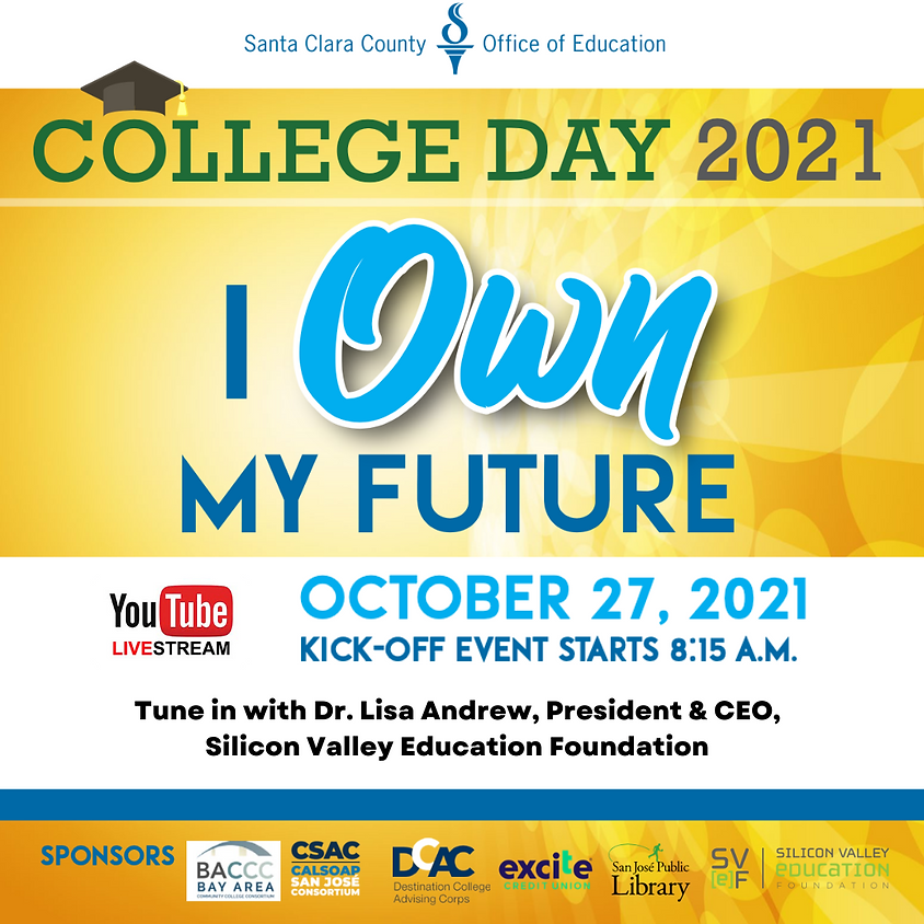 College Day 2021: I Own My Future