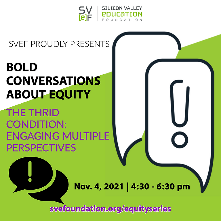Bold Conversations About Equity #7